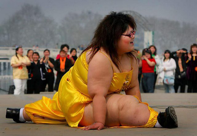 Em béo nhưng em khéo lắm đó nha.