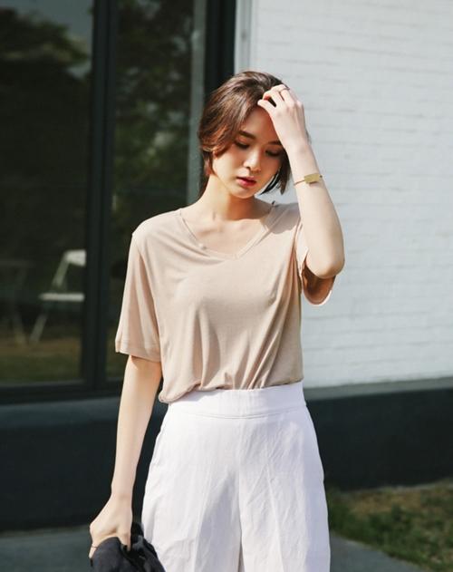 Áo phông: Muốn mặc đẹp cũng cần hiểu biết - 3