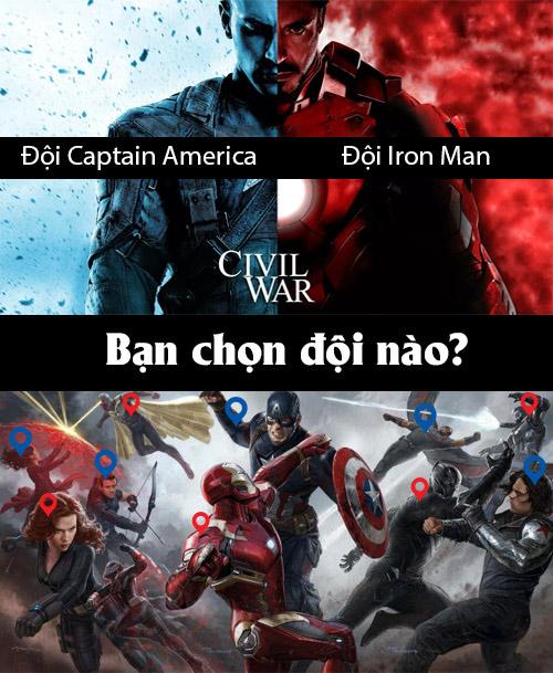 """Đọ sức mạnh của siêu anh hùng trong """"Captain America"""" - 1"""