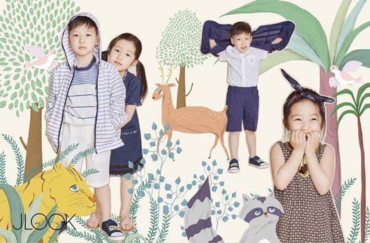 """Fan """"phát sốt"""" với loạt ảnh của 3 mẹ con Lee Young Ae - 2"""