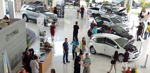 Thị trường ô tô Maylaysia, Indonesia và Thái Lan cùng tụt dốc - 2