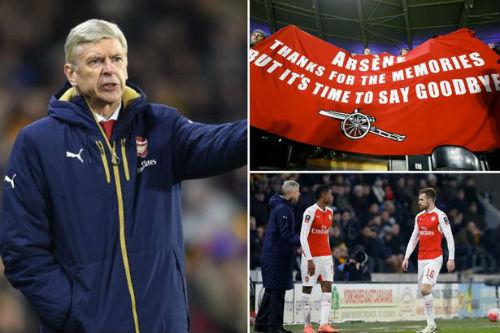 """Wenger chưa rời Arsenal vì """"di sản"""" còn nghèo nàn - 2"""