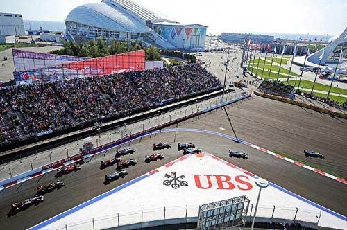 F1, Russian GP: Gió thổi chiều nào - 1