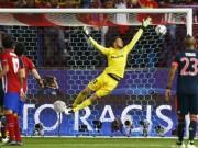 Bóng đá - Cột dọc, xà ngang ngăn siêu phẩm trận Atletico-Bayern