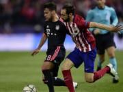 Bóng đá - Atletico Madrid - Bayern Munich: Siêu phòng thủ phản công