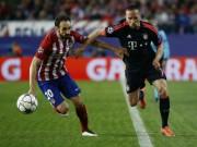 """Bóng đá - Chấm điểm Atletico - Bayern: Sao trẻ """"át"""" Torres (Infographic)"""