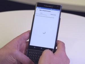 BlackBerry Priv được nâng cấp lên Android 6.0