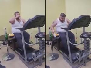 """Chế rất ít khi tập gym nhưng đã tập thì """"vô đối"""""""