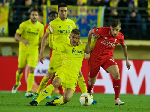 Video Villarreal vs Liverpool - 1
