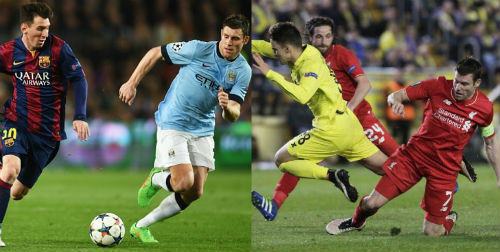 """Sau Messi, Milner lại bị """"xỏ kim"""" điệu nghệ - 1"""