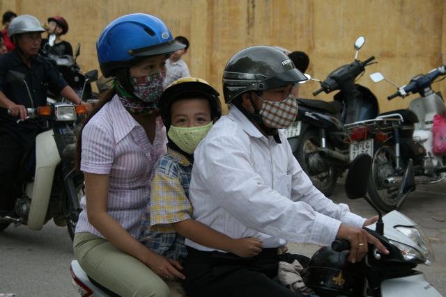 Không khí bẩn ảnh hưởng đến sức khỏe như thế nào? - 1
