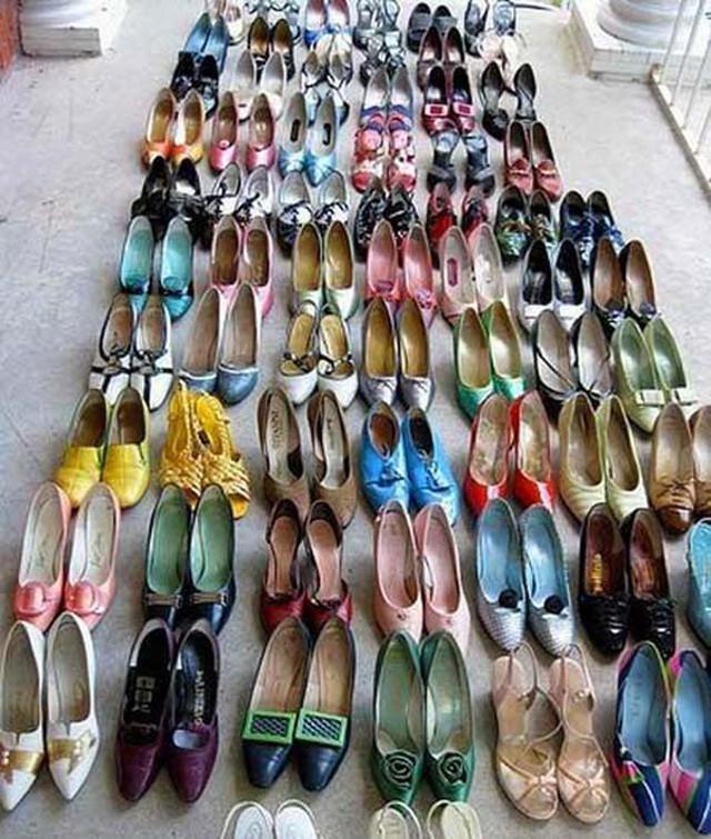 Lấy trộm gần 160 đôi giày nữ vì thích ngửi... mùi - 1