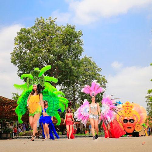 Latino Festival sẵn sàng nổ tung dịp lễ 30/4 - 3