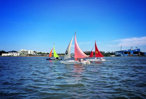 Chờ đợi Giải đua thuyền buồm lần đầu tiên tại Phú Quốc - 2