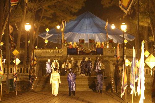Linh thiêng lễ Tế Giao - Festival 2016 ở Huế - 1