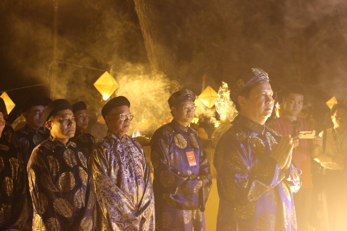 Linh thiêng lễ Tế Giao - Festival 2016 ở Huế - 3