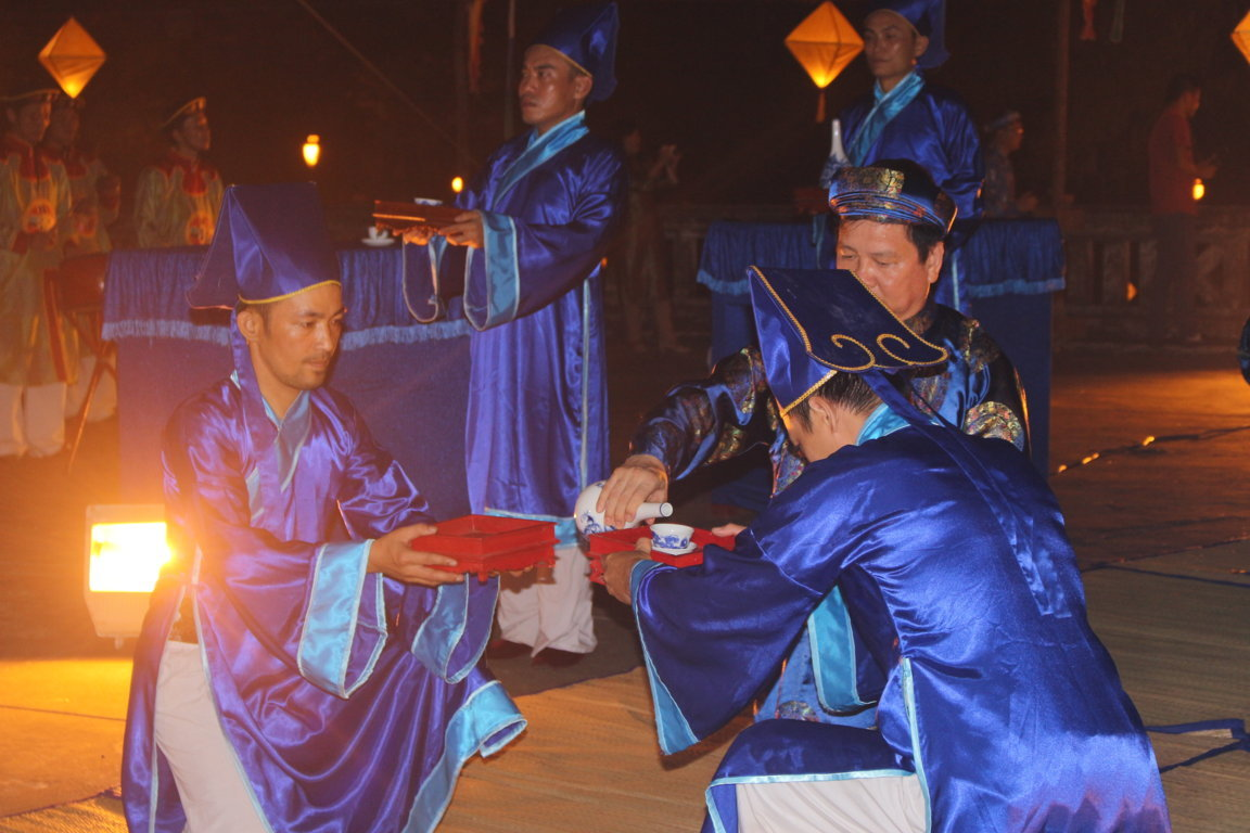 Linh thiêng lễ Tế Giao - Festival 2016 ở Huế - 4