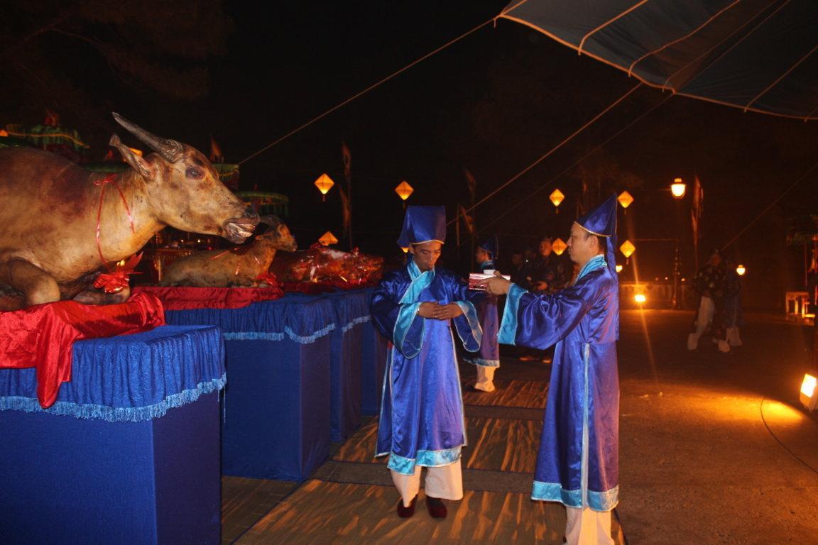 Linh thiêng lễ Tế Giao - Festival 2016 ở Huế - 5