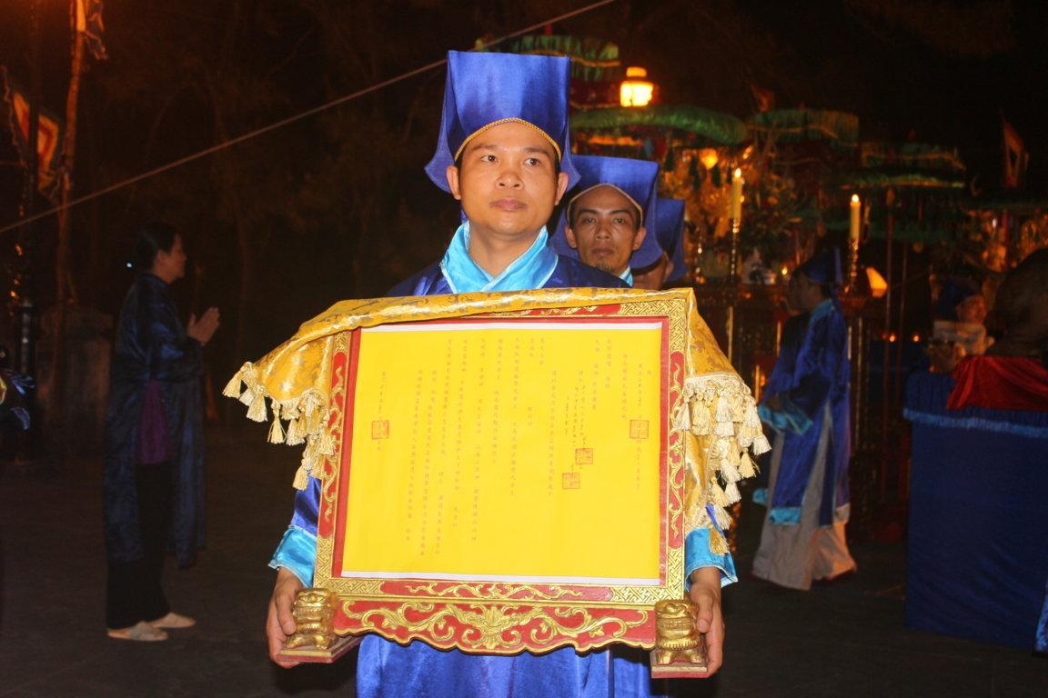 Linh thiêng lễ Tế Giao - Festival 2016 ở Huế - 10