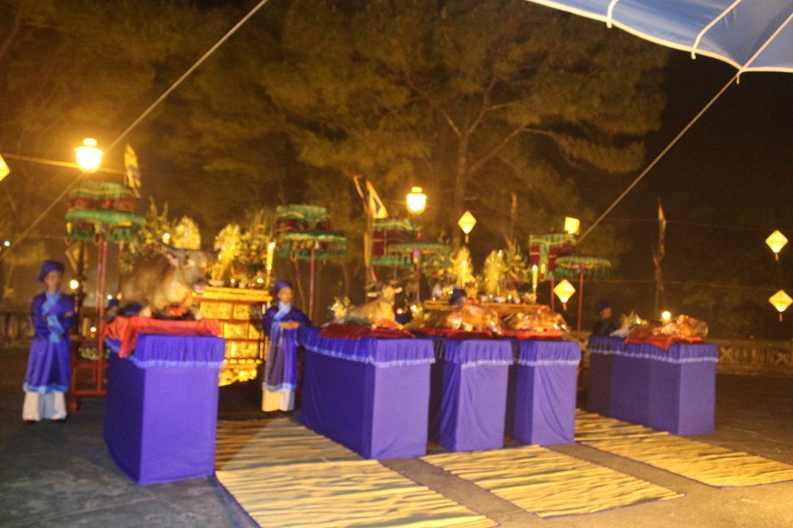 Linh thiêng lễ Tế Giao - Festival 2016 ở Huế - 6