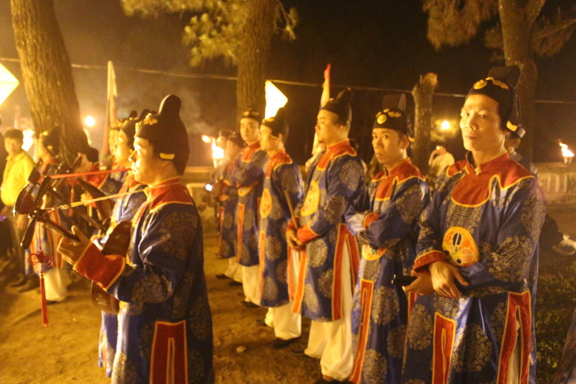 Linh thiêng lễ Tế Giao - Festival 2016 ở Huế - 7