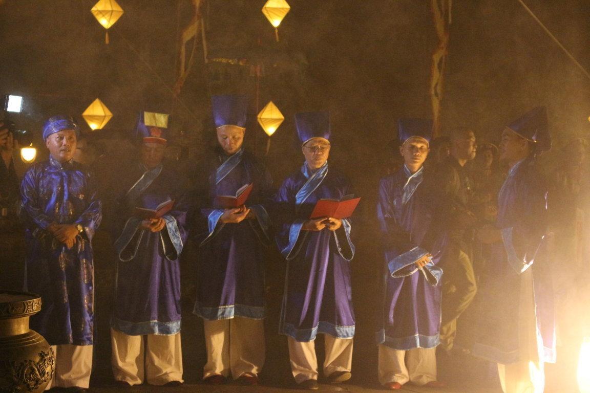 Linh thiêng lễ Tế Giao - Festival 2016 ở Huế - 8
