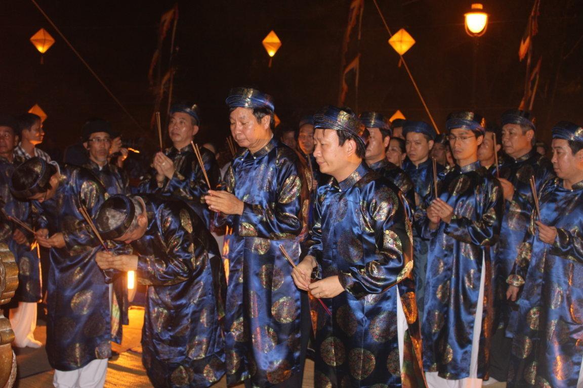Linh thiêng lễ Tế Giao - Festival 2016 ở Huế - 9