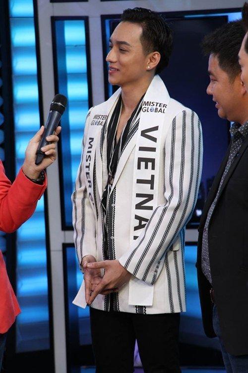 Đại diện Việt Nam gây chú ý giữa dàn thí sinh Mister Global 2016 - 4