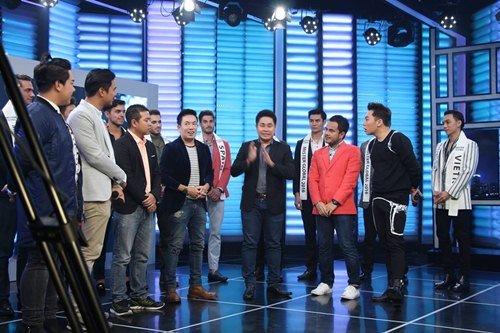 Đại diện Việt Nam gây chú ý giữa dàn thí sinh Mister Global 2016 - 7