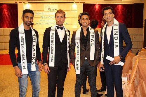 Đại diện Việt Nam gây chú ý giữa dàn thí sinh Mister Global 2016 - 9