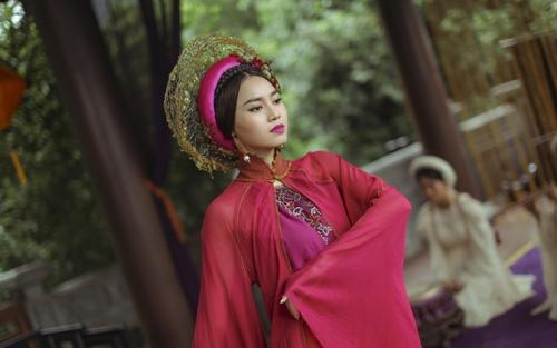 """Bạn gái Quốc Cường mong manh trong """"Tấm Cám"""" - 4"""