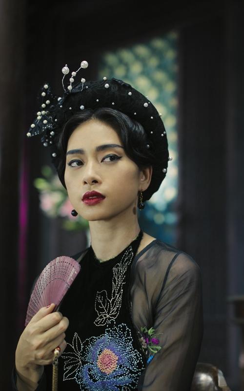 """Bạn gái Quốc Cường mong manh trong """"Tấm Cám"""" - 2"""