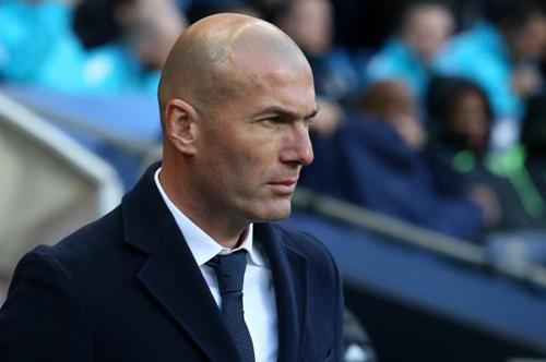 Trước vòng 36 Liga: Đòn quyết định của Zidane - 1