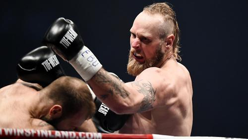 Boxing: Võ sĩ cao 2m, cơn ác mộng từ Bắc Âu - 1