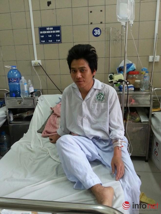 Ăn phải nấm gây ngộ độc chậm: 5 người nhập viện - 1