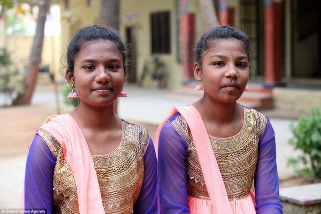 Ấn Độ: Trường học nhiều cặp sinh đôi nhất thế giới - 6