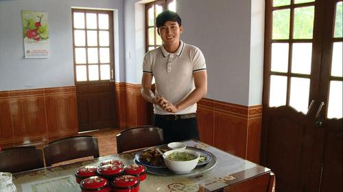Hà Trí Quang khoe may mắn vì… quá đẹp trai - 3