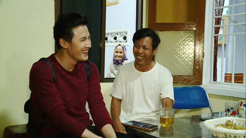 Hà Trí Quang khoe may mắn vì… quá đẹp trai - 2