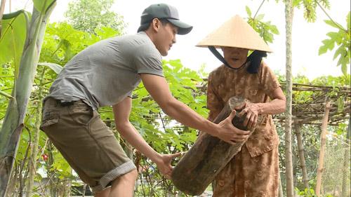 Hà Trí Quang khoe may mắn vì… quá đẹp trai - 5