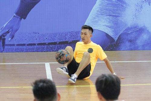 VUG và adidas khởi động chương trình huấn luyện bóng đá trẻ - 3