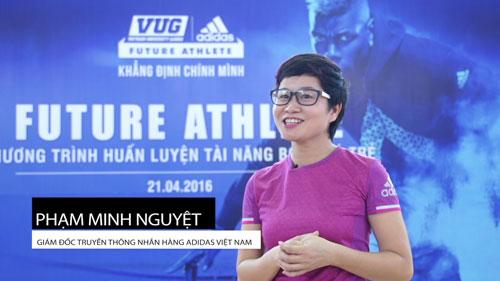 VUG và adidas khởi động chương trình huấn luyện bóng đá trẻ - 4