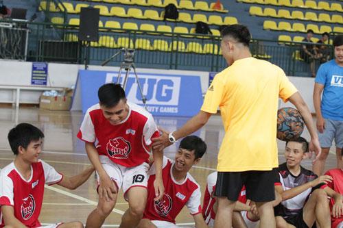 VUG và adidas khởi động chương trình huấn luyện bóng đá trẻ - 5