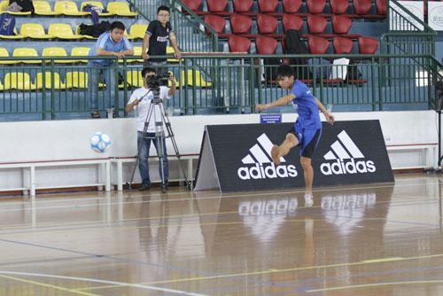VUG và adidas khởi động chương trình huấn luyện bóng đá trẻ - 6