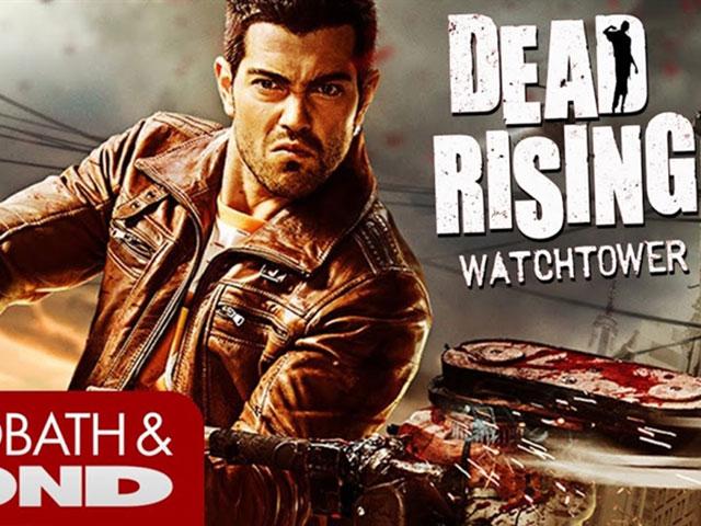 Trailer phim: Dead Rising: Watchtower - 1