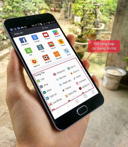 UC Browser 9.5: Trình duyệt di động khó có đối thủ trên Android - 4