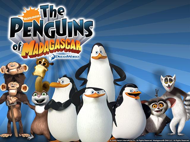 Trailer phim: The Penguins Of Madagascar - 1