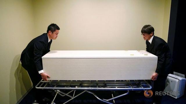 """Nơi người chết phải """"xếp hàng"""" ở Nhật Bản - 1"""