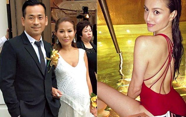 Rộ tin tỷ phú Hong Kong trăng hoa cặp kè bồ mới sexy - 2