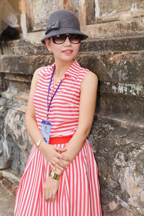 Vợ trẻ như hot girl của diễn viên Hoàng Phúc - 4