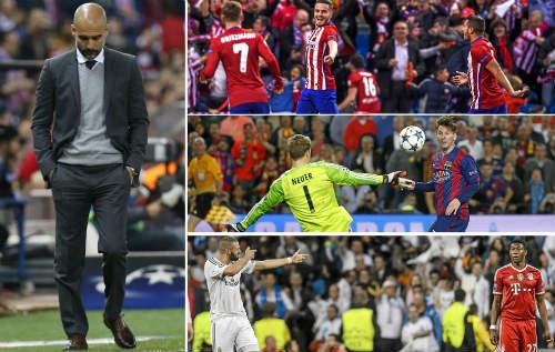 """Pep - Bayern và """"nỗi sợ"""" riêng ở Champions League - 1"""